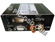 GPS Video Overlay Unit