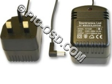 500mA Regulated plug in power supply